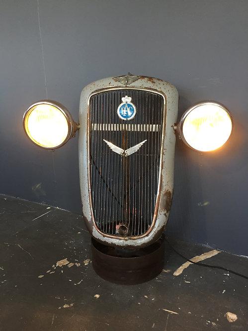 1930s Austin grille lamp
