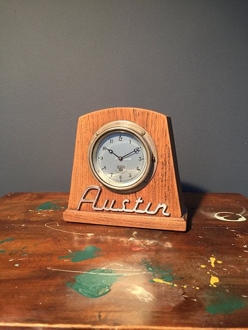 Early century Smiths car clock
