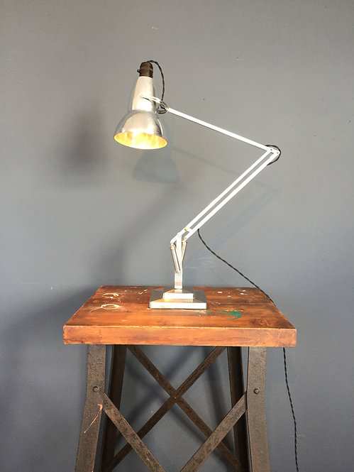 Herbert Terry Anglepoise table lamp