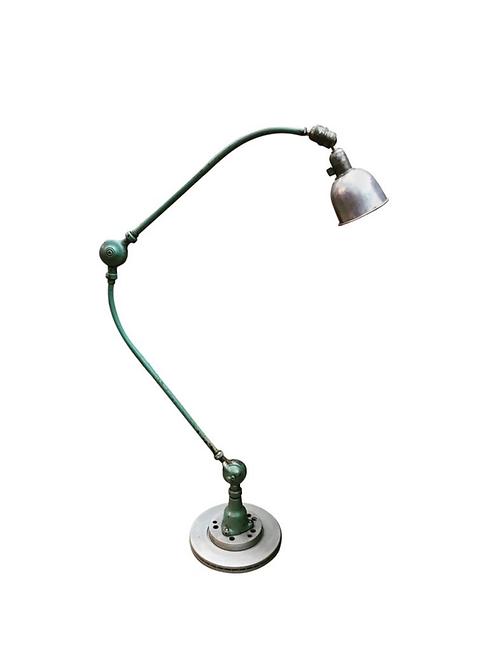 1950s Triplex Industrial Work Light Designed By Johan Petter Johansson For Asea