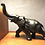 Thumbnail: Amazing Pair of Art Deco Elephant Book Ends from the 1930s