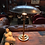 Thumbnail: Very Attractive Art Deco Table Lamp in Copper and Brass