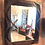 Thumbnail: Antique Tramp Art Mirror from the Early 1900s
