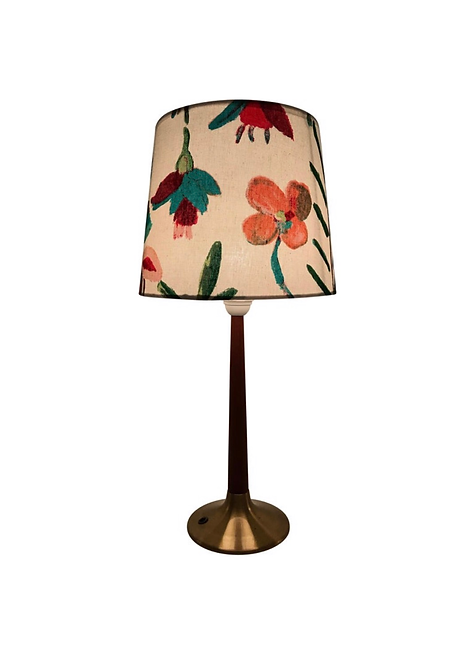 Vintage Holm Sørensen Table Lamp from the 1950s