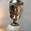 Thumbnail: Classic Vintage Triplex Work Lamp by Johan Petter Johansson for ASEA of Sweden