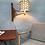 Thumbnail: Vintage Scissor Lamp in Teak from the 1960s by Erik Hansen for Le Klint