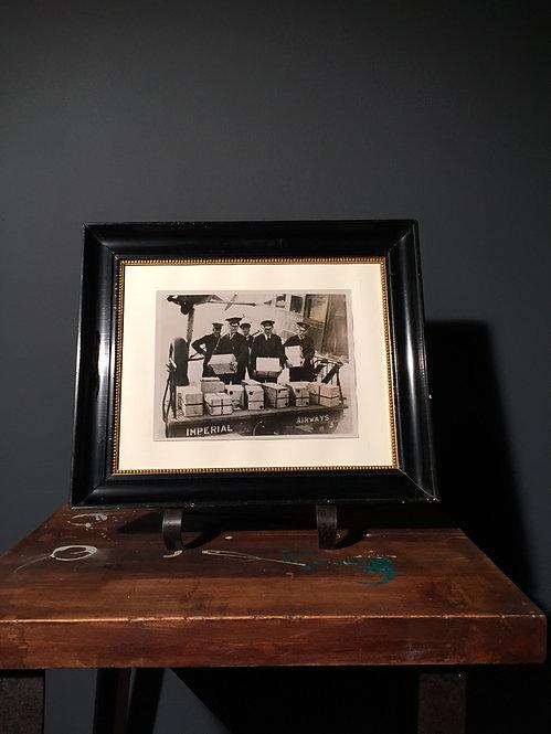 Original Imperial Airways press photo