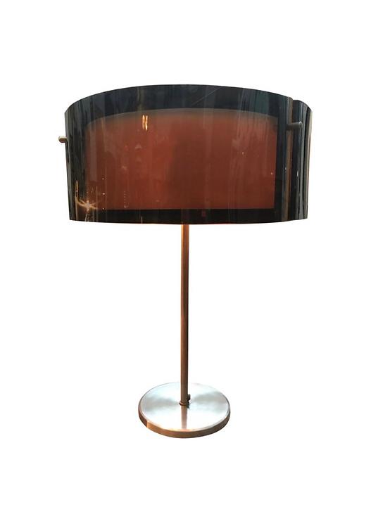 Stylish Mid-Century Modern Danish Table Lamp