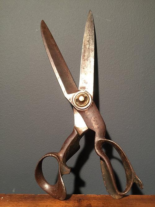 1859 R Heinisch Newark N J USA tailors scissors