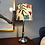 Thumbnail: Art Deco Silver Plated Swedish Table Lamp from 1929