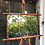 Thumbnail: Vintage French Faux Bamboo Mirror