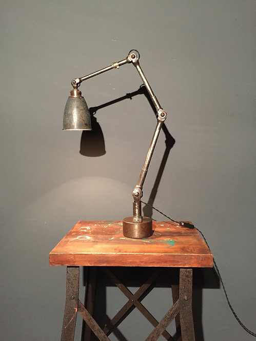 Dugdills industrial task lamp