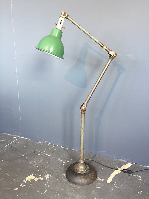 Dugdills industrial work lamp