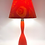 Thumbnail: Stunning Retro Vintage Table Lamp from the 1960s Made by Kastrup Glass Denmark