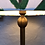 Thumbnail: Art Deco Brass Table Lamp with an Art by May Limited Edition Lampshade