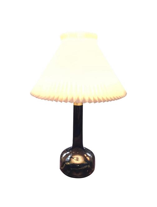 Vintage Holmegaard Le Klint Table Lamp