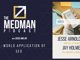 Real World Application of SEO with Jesse and Jay