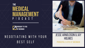 Negotiating with your Best Self with Jesse and Jay