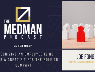 Recognizing an Employee is no Longer a Great Fit for the Role or Company with Joe Fong