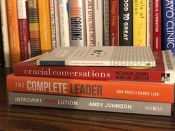Building a Leadership Team Around Reading