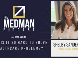 Why is it so Hard to Solve Healthcare Problems with Shelby Sanderford