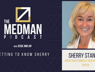 Getting to Know Sherry with Sherry Stanton