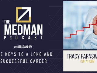 The Keys to a Long and Successful Career with Tracy Farnsworth