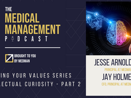 Living Your Values Series- Intellectual Curiosity - Part 2 with Jesse and Jay