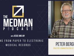 Moving From Paper to Electronic Records with Peter Berger