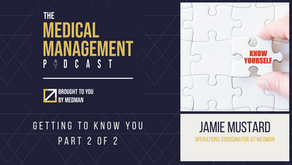 Getting to Know You -Part 2- with Jamie Mustard