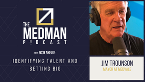 Identifying Talent and Betting Big with Jim Trounson