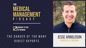 The Danger of Too Many Direct Reports with Jesse Arnoldson