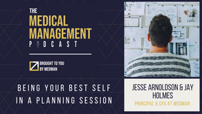 Being Your Best Self in a Planning Session with Jesse and Jay