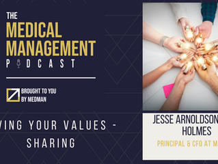 Living your Values - Sharing with Jesse and Jay