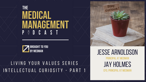 Living Your Values Series- Intellectual Curiosity - Part 1 with Jesse and Jay