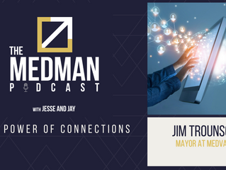 The Power of Connections with Jim Trounson