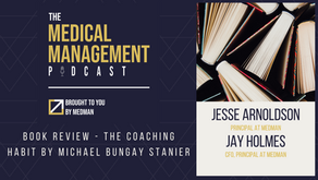 Book Review - The Coaching Habit by Michael Bungay Stanier with Jesse and Jay