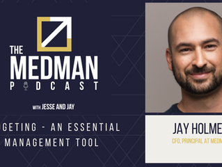 Budgeting - An Essential Management Tool with Jay Holmes