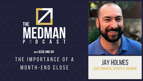 The Importance of a Month-End Close with Jay Holmes