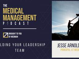Building Your Leadership Team with Jesse Arnoldson