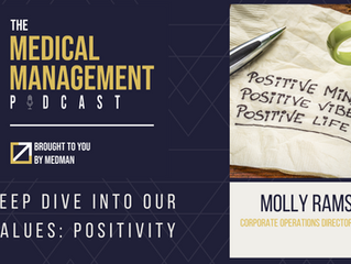 Deep Dive Into Our Values: Positivity with Molly Ramsay