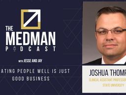 Treating People Well is Just Good Business with Joshua Thompson
