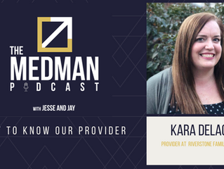 Get to Know Our Provider with Kara DeLacy