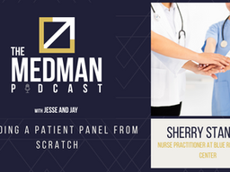 Building a Patient Panel From Scratch with Sherry Stanton