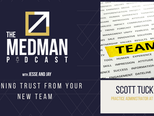 Earning Trust From Your New Team with Scott Tucker