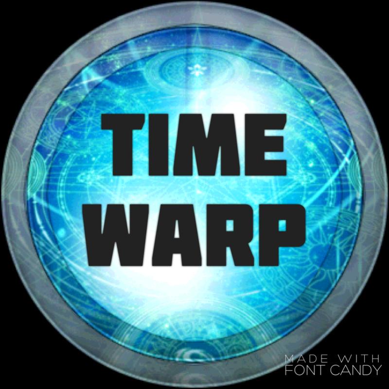 Time Warp heim datoer
