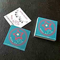 carte de visite, business card, création, carré, graphisme, design graphique