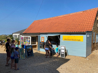 Old Town Beach Café