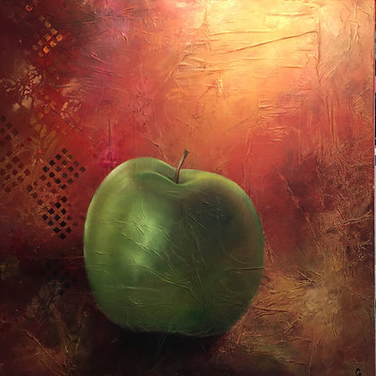Pomme à l'huile - Thierry Giangrasso