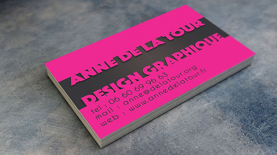 carte de visite, business card, carré, graphisme, design graphique